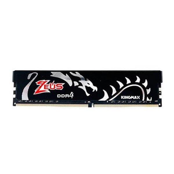 حافظه رم دسکتاپ کینگ مکس مدل Zeus Dragon CL16 16GB DDR4 3000Mhz