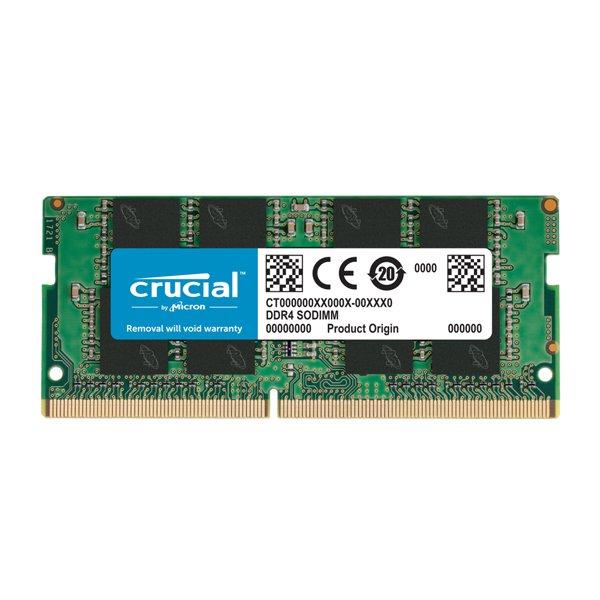 حافظه رم لپ تاپکروشیال مدل CL198GB DDR4 2666Mhz
