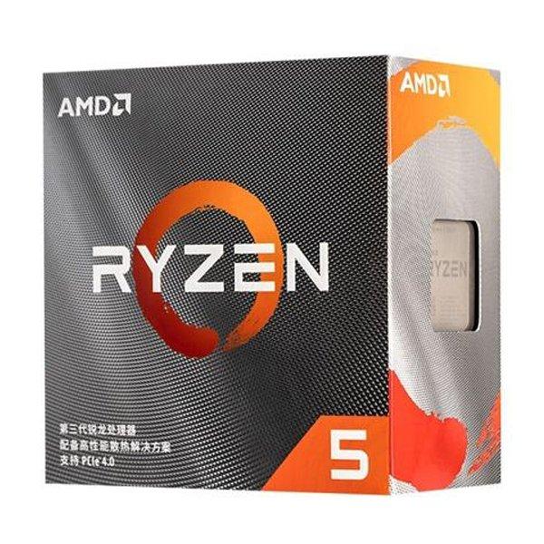 پردازنده مرکزی ای ام دی مدل Ryzen 5 3500X BOX
