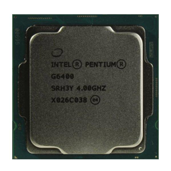 پردازنده مرکزی اینتل مدل PENTIUM GOLD G6400
