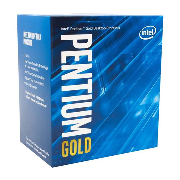 پردازنده مرکزی اینتل سری Coffee Lake مدل Pentium Gold G5620 Box