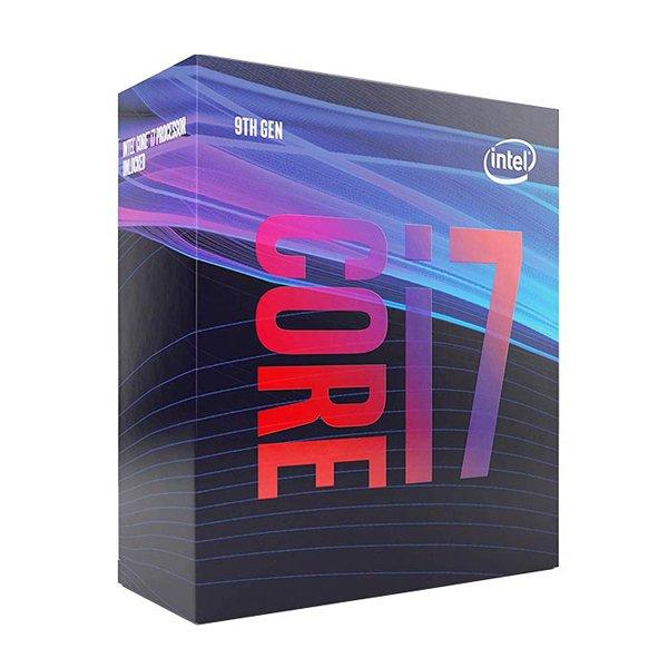 پردازنده مرکزی اینتل سری Coffee Lake مدل Core i7 9700 Box
