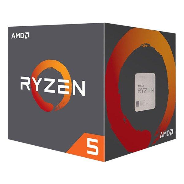 پردازنده مرکزی ای ام دی مدل Ryzen 5 3600XT BOX