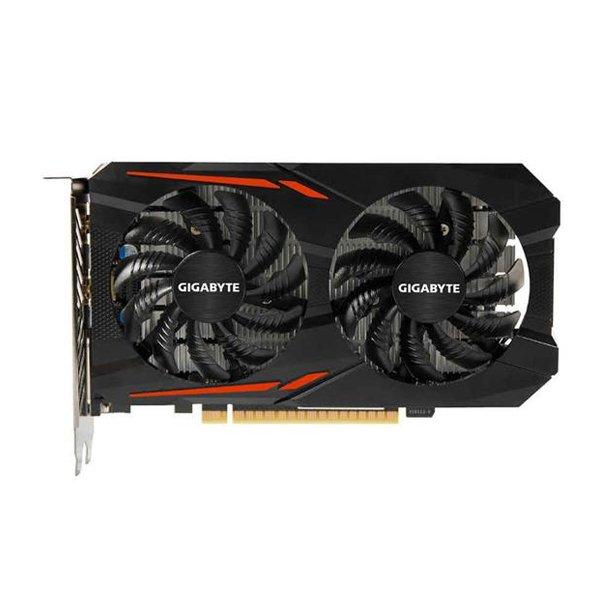 کارت گرافیک گیگابایت مدل GeForce GTX1050Ti OC 4G