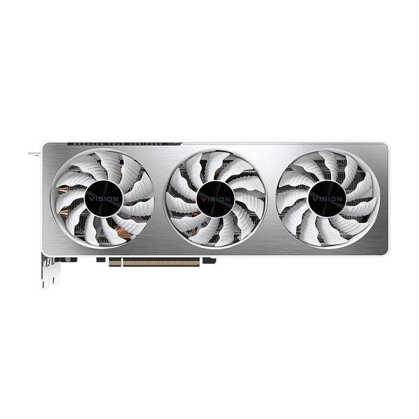 کارت گرافیک گیگابایت مدل Geforce RTX3070 VISION OC 8G