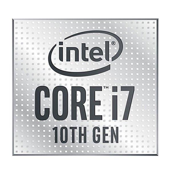 پردازنده مرکزی اینتل سری Comet Lake مدل Core i7 10700K Tray
