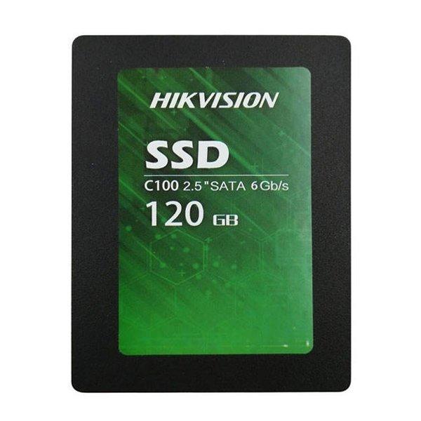 حافظه اس اس دی اینترنال هایک ویژن مدل C100 ظرفیت 120 گیگابایت