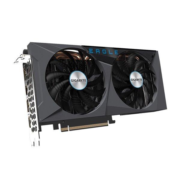 کارت گرافیک گیگابایت مدل GeForce RTX™ 3060 EAGLE 12G