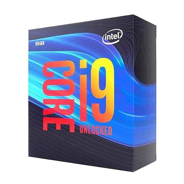 پردازنده مرکزی اینتل سری Coffee Lake مدل Core i9 9900K Box (بدون فن)