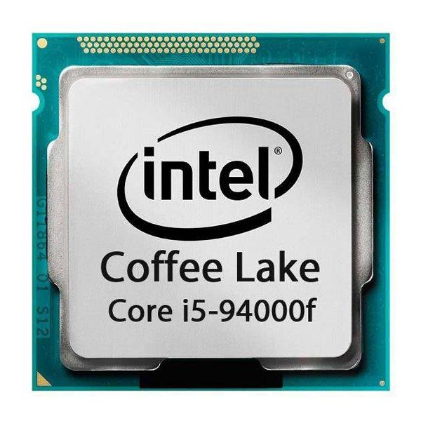 پردازنده مرکزی اینتل سری Coffee Lake مدل Core i5-9400F BOX
