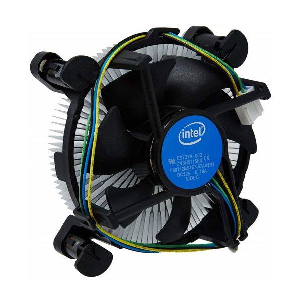 خنک کننده پردازنده اینتل مدل Core i3-9100F