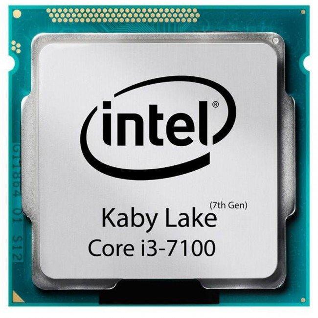 پردازنده مرکزی اینتل مدل i3 7100 TRAY
