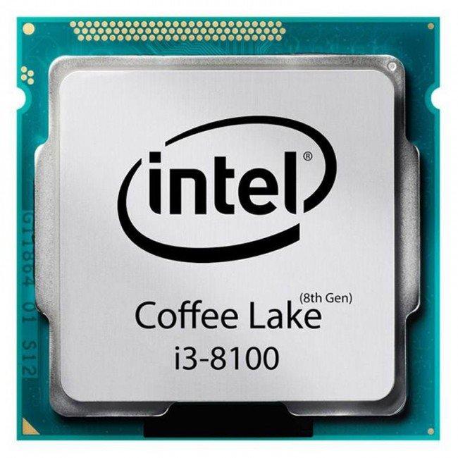پردازنده مرکزی اینتل مدل i3 8100