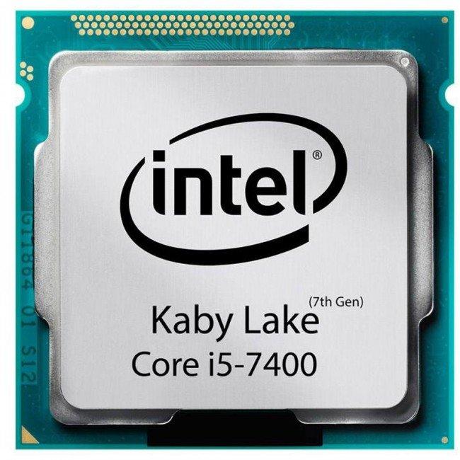 پردازنده مرکزی اینتل مدل i5 7400