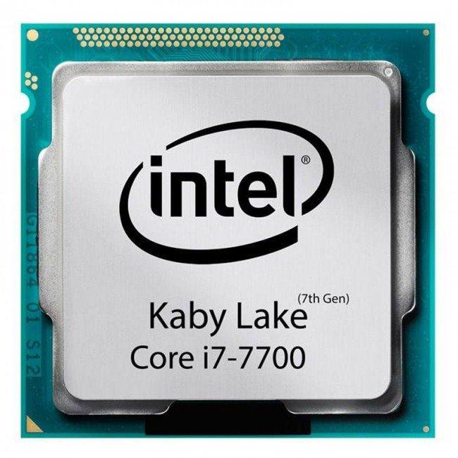پردازنده مرکزی اینتل مدل i7 7700
