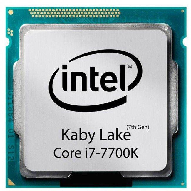 پردازنده مرکزی اینتل مدل i7 7700k