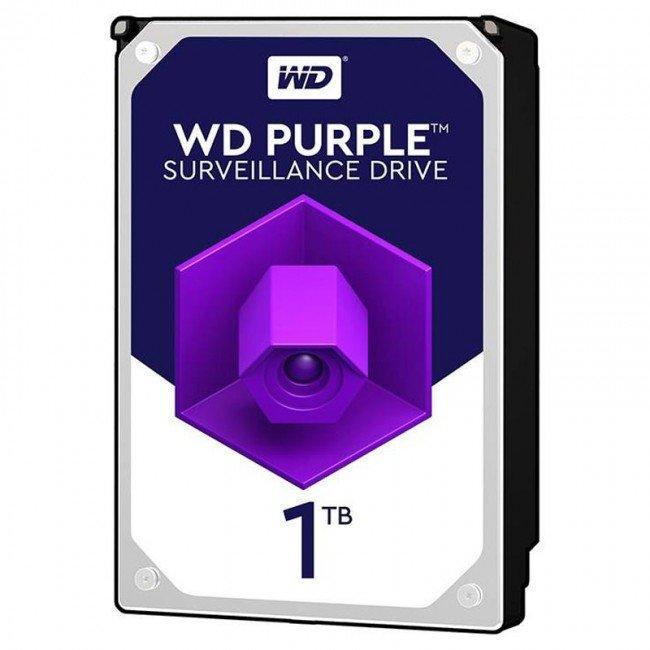 هارددیسک اینترنال وسترن دیجیتال مدل WD 1TB PURPLE