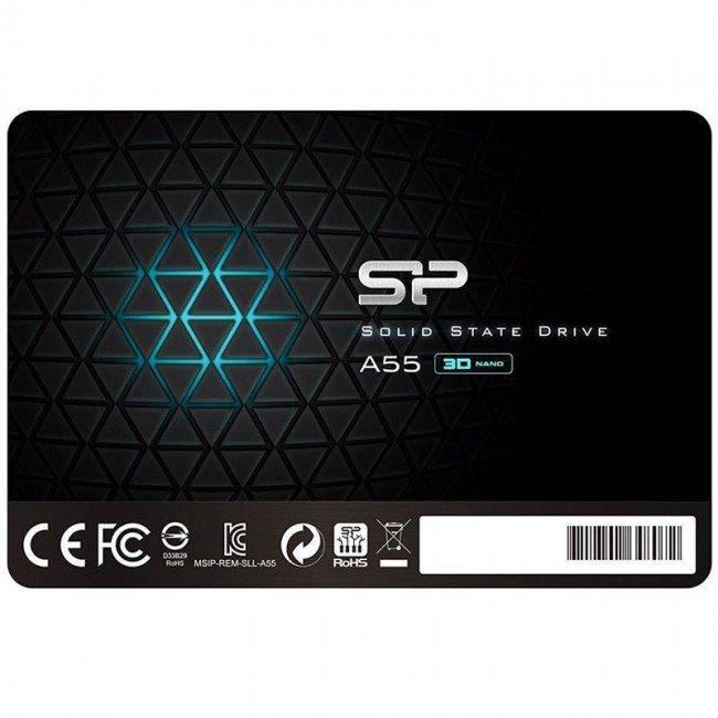 اس اس دی اینترنال SATA3.0 سیلیکون پاور مدل Ace A55 ظرفیت 128G