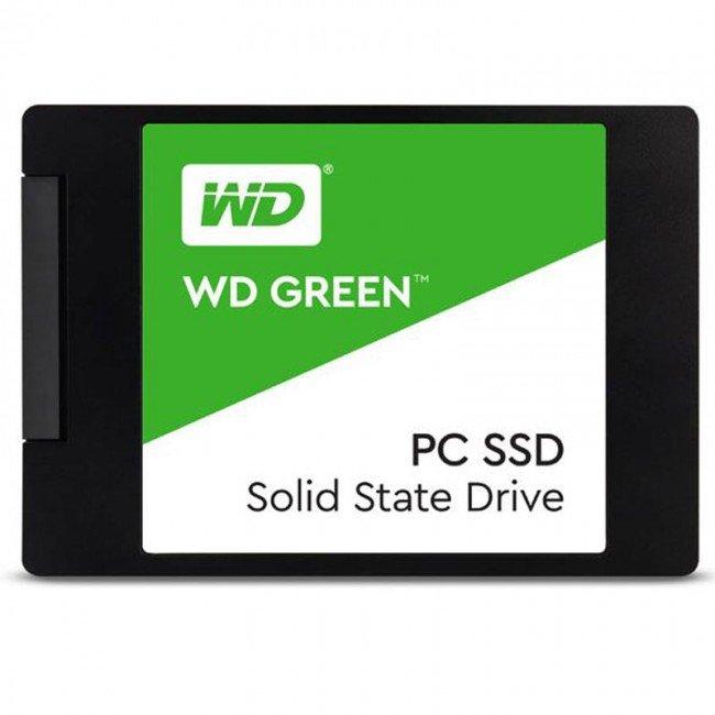 اس اس دی اینترنال وسترن دیجیتال مدل Green PC ظرفیت 120G
