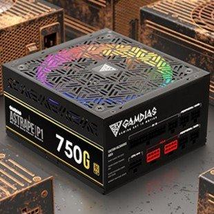 منبع تغذیه ماژولار گیم دیاس مدل ASTRAPE P1 750