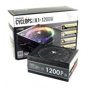 منبع تغذیه ماژولار گیم دیاس مدل CYCLOPS X1 1200