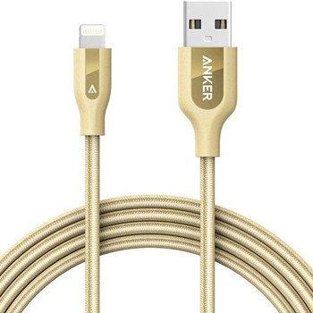 کابل تبدیل USB به لایتنینگ انکر مدل A8122 طول 1.8 متر