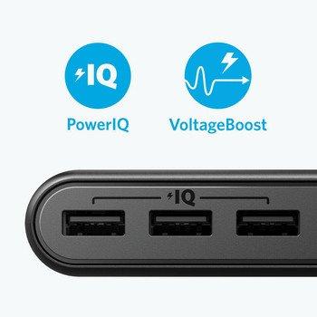 شارژر همراه انکر مدل A1277 PowerCore ظرفیت 26800 میلی آمپر ساعت