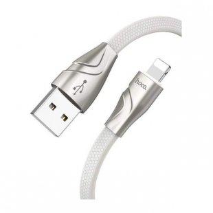 کابل تبدیل USB به لایتنینگ 1.2 متری هوکو U57