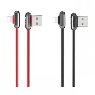 کابل تبدیل USB به لایتنینگ 1.2 متری هوکو U60