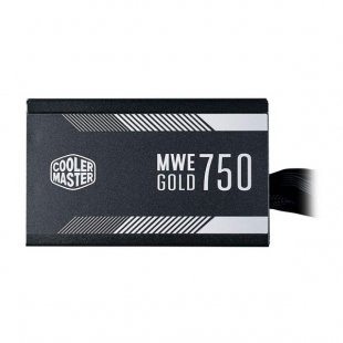منبع تغذیه کامپیوتر کولر مستر مدل MWE 750 Gold
