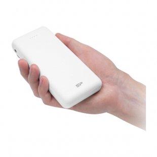 شارژر همراه سیلیکون پاور مدل C200 ظرفیت 20000 میلیآمپرساعت