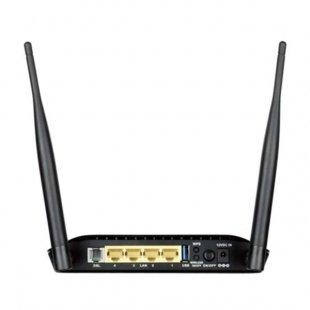 مودم روتر +ADSL2 بیسیم دی لینک مدل DSL-2750E
