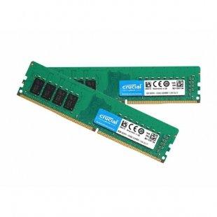 حافظه رم دسکتاپکروشیال مدل CL1916GB DDR4 2666Mhz