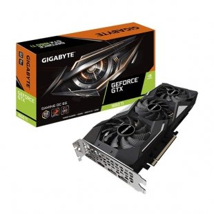 کارت گرافیک گیگابایت مدل GeForce GTX 1660 TI GAMING OC 6G
