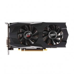 کارت گرافیک Asrock مدل Phantom Gaming D Radeon RX580 8G OC