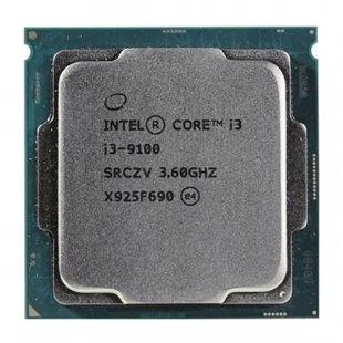 پردازنده مرکزی اینتل سری Coffee Lakeمدل Core i3 9100 Tray
