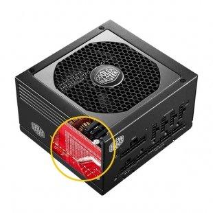 منبع تغذیه کامپیوتر کولر مستر مدل RS650-AFBAG1-USV650 - 650W