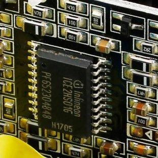 منبع تغذیه کامپیوتر گرین مدل GP850B-OCPT