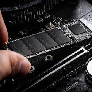 اساسدی اینترنال ای دیتا ایکس پی جی مدل SX6000 Lite ظرفیت 256 گیگابایت