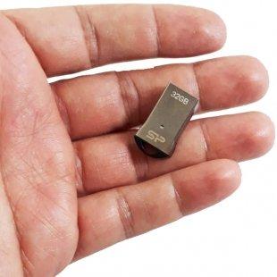 فلش مموری سیلیکون پاور مدل Touch T01 ظرفیت 16 گیگابایت