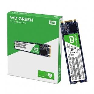 حافظه اساسدی اینترنال وسترن دیجیتال مدل GREEN WDS120G2G0B ظرفیت 120 گیگابایت