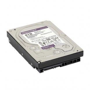 هارددیسک اکسترنال وسترن دیجیتال مدل Purple WD82PURZ ظرفیت 8 ترابایت