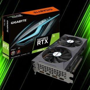 کارت گرافیک گیگابایت مدل RTX 3060 Ti EAGLE 8G