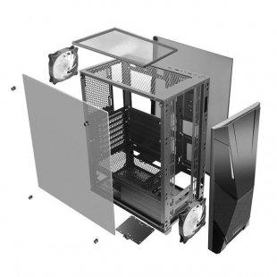 کیس کامپیوتر گرین مدل Aria