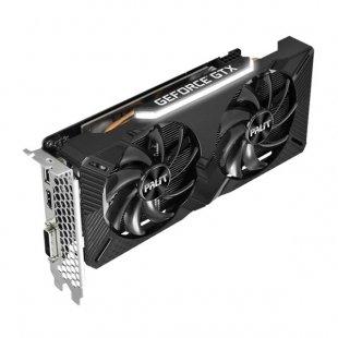 کارت گرافیک پلیت مدل GeForce GTX 1660 Dual 6GB