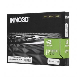کارت گرافیک اینو تیری دی مدل INNO3D GT710 2GB DDR3