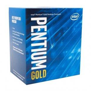 پردازنده مرکزی اینتل سری Comet Lake مدل Pentium G6400 Box