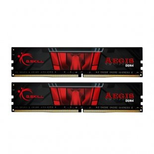 حافظه رم دسکتاپ جی اسکیل مدل AEGIS CL16 16GB DDR4 3200Mhz