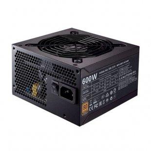 منبع تغذیه کامپیوتر کولر مستر مدل MWE Bronze 600W
