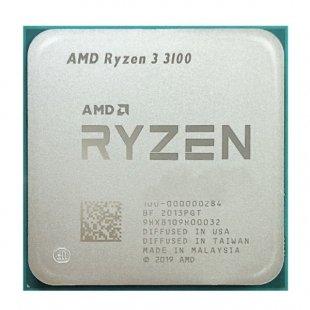 پردازنده مرکزی ای ام دی مدل RYZEN 3 3100 BOX